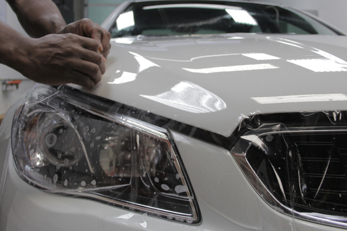 (PPF) PAINT PROTECTION FILM - CLEAR BRA OF Grants Pass OR, OREGON